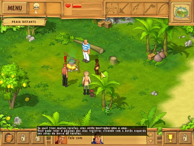 Screenshot jogo  «The Island: Castaway 2» № 2