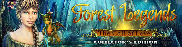 Forest Legends: The Call of Love. Collector's Edition