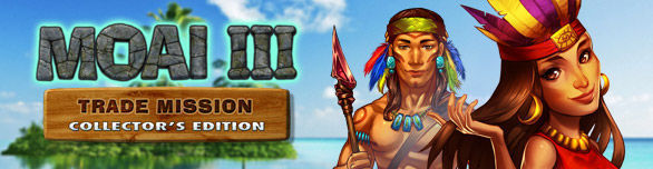 Moai 3: Trade Mission. Collector's Edition