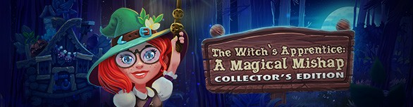 The Witch's Apprentice: A Magical Mishap. Collector's Edition