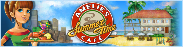 Amelie's Café: Summer Time
