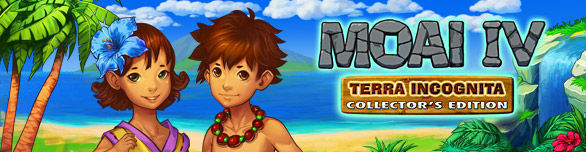 Moai IV: Terra Incognita. Collector's Edition