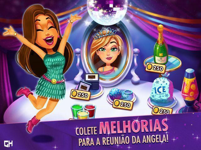 Screenshot jogo  «Fabulous - Angela's High School Reunion. Collector's Edition» № 2