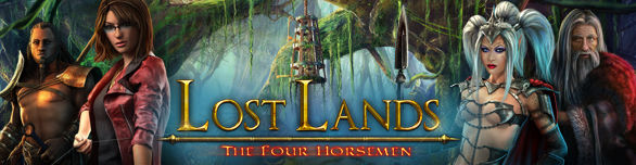 Lost Lands: The Four Horsemen