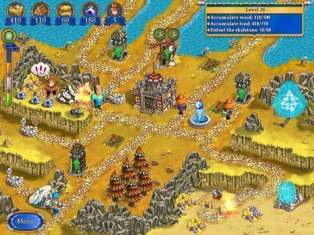 Screenshot jogo  «New Yankee in King Arthur's Court 4. Collector's Edition» № 1