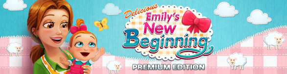 Delicious - Emily's New Beginning. Premium Edition